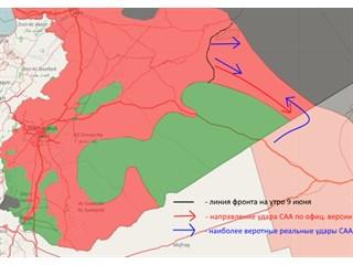 Прорыв к границе: марш-бросок русских в Сирии одурачил американцев