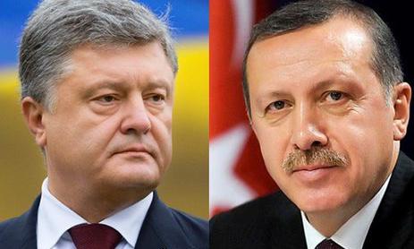 После разговора Порошенко и Эрдогана украинцам не советуют ездить в Турцию