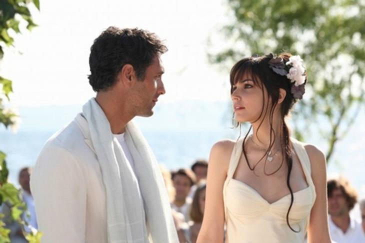 Кадр из фильма «Прости, но я хочу на тебе жениться»