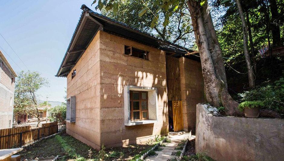 Хибара из китайской глубинки победила на крутом архитектурном конкурсе. Как?!