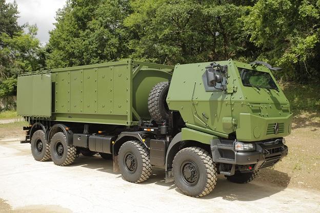 На компанию Renault Trucks Defense много претендентов