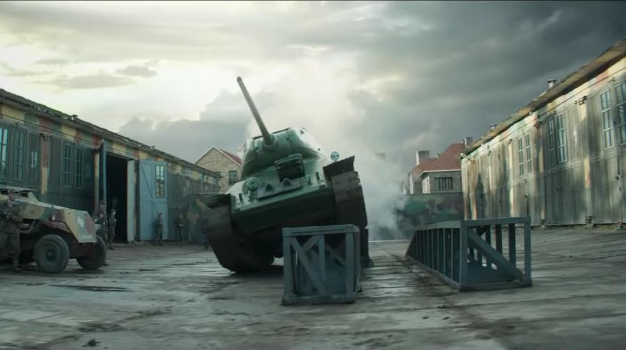 Штаты испугались киношного Т-34