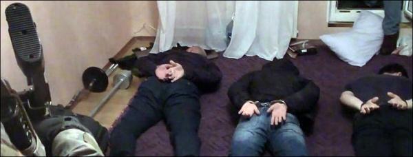 Исламисты-смертники изСредней Азии готовили теракт вМоскве наНовый год