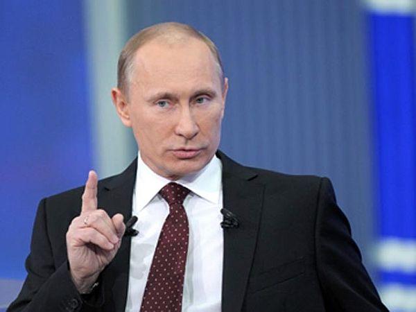 Земельный конфликт: Путин пообещал подарить латышам «от мертвого осла уши»