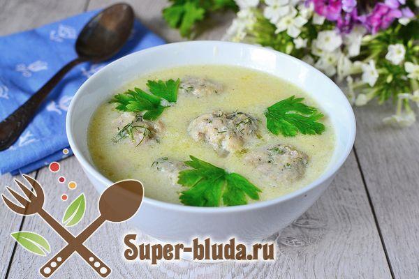 супы в мультиварке рецепты