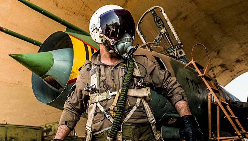 Авиация Асада разбомбила стратегическую базу боевиков под Дамаском
