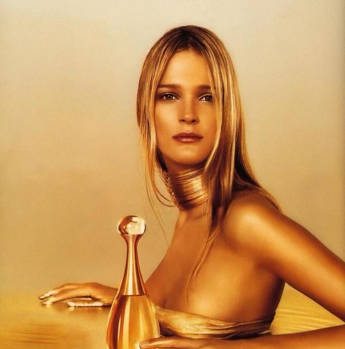 Рекламная кампания Christian Dior J'adore.