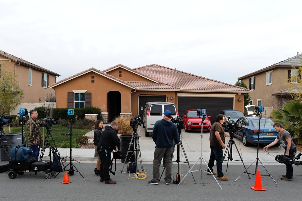 Родители истязали 13 родных дочерей и сыновей в США