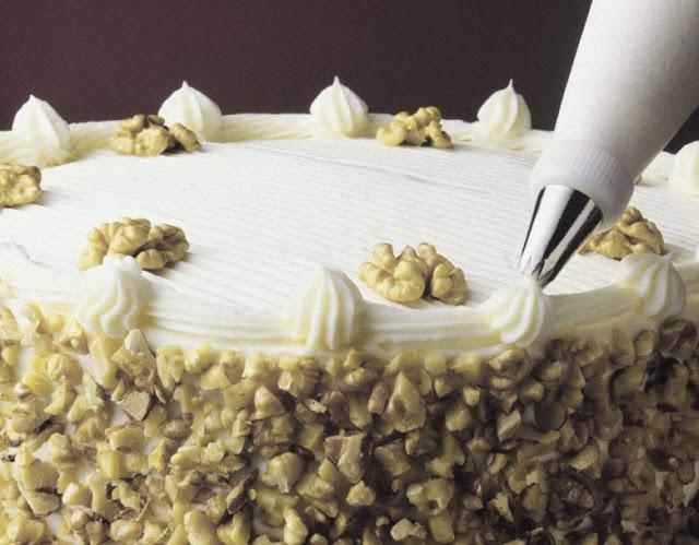 Крем для торта, как пломбир