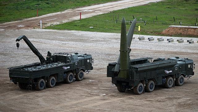 """Москва не будет отчитываться перед НАТО об """"Искандерах"""" в Калининграде"""