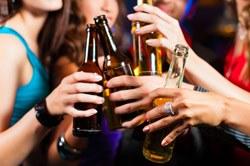 ВОЗ: Алкоголь может спровоцировать, как минимум, 7 видов рака