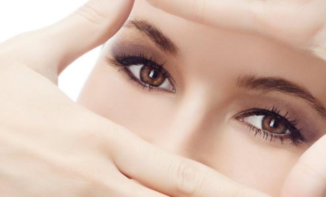 Домашние маски вокруг глаз