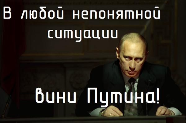 Во всем виноват Путин — немцы обвинили Россию в своих неудачах