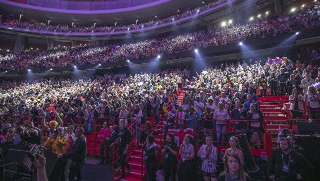 Россия обязана отказаться от участия в Евровидении-2017