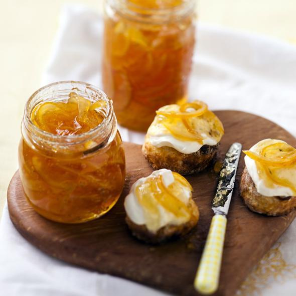 Домашнее апельсиновое варенье