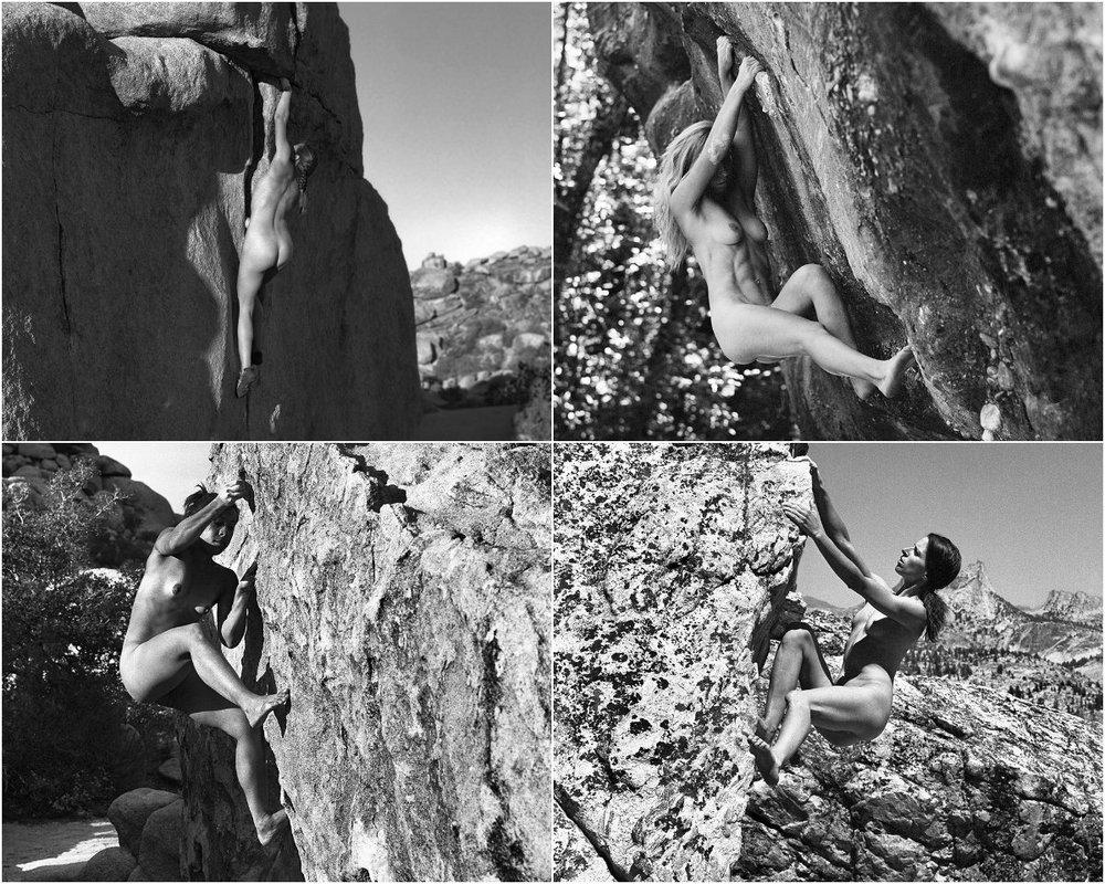 Эротический экстрим «Stone Nudes 2017»