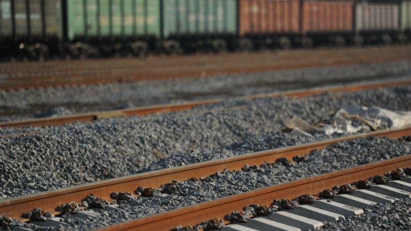 Первый товарный поезд из России прибыл в Китай