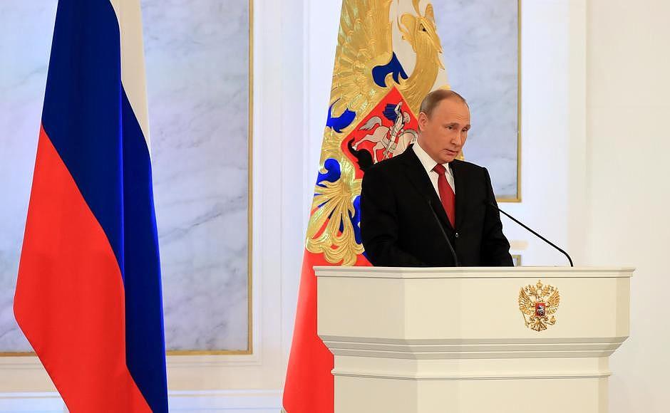 О чем говорил президент России: взгляд в будущее
