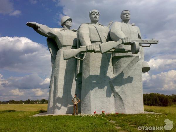 Подвиг героев-панфиловцев в годы Великой Отечественной войны. вов, оборона, подвиг, люди