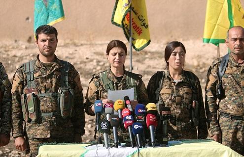 «Демократическая коалиция» Сирии заявила обокружении Ракки