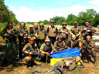 """Ополченцы разбили украинский батальон """"Айдар"""""""