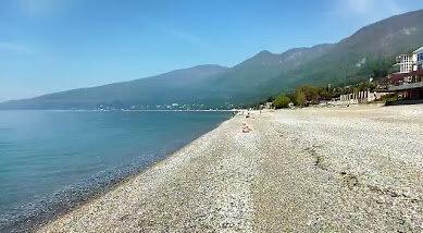 Экономно на Чёрном море отдыхаем — поэтому 1-2 раза в году там бываем