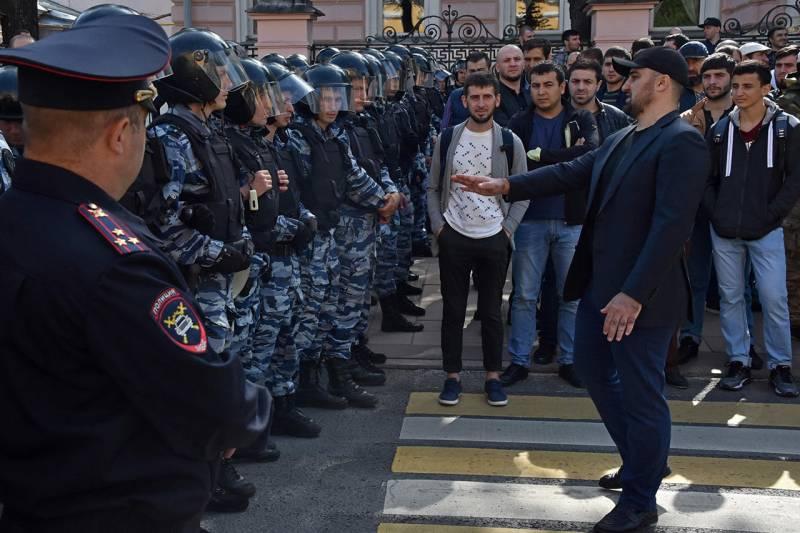 Не украинский сценарий для патриотических сил России