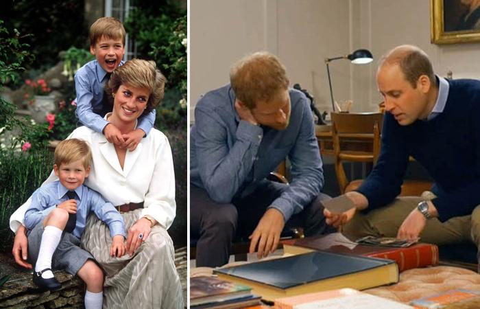 Настоящая мама — сокровенные воспоминания сыновей о принцессе Диане
