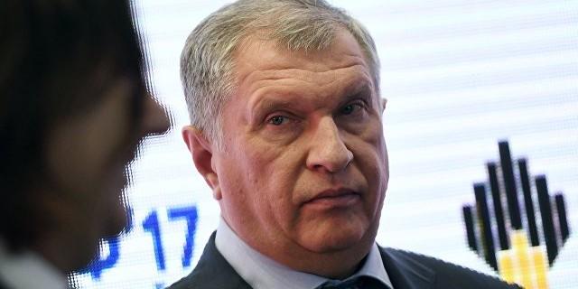Сечин назвал действия Улюкаева преступлением