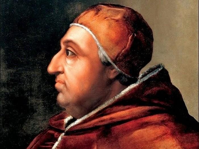 Папа Александр VI.