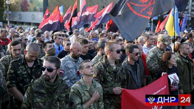 «Правый сектор» заявил о поддержке Лукашенко