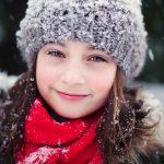 «Снежные ресницы» стали новым модным трендом