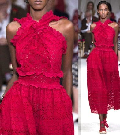 ТОП-25 самых красивых платьев из коллекций модных дизайнеров сезона весна-лето 2016