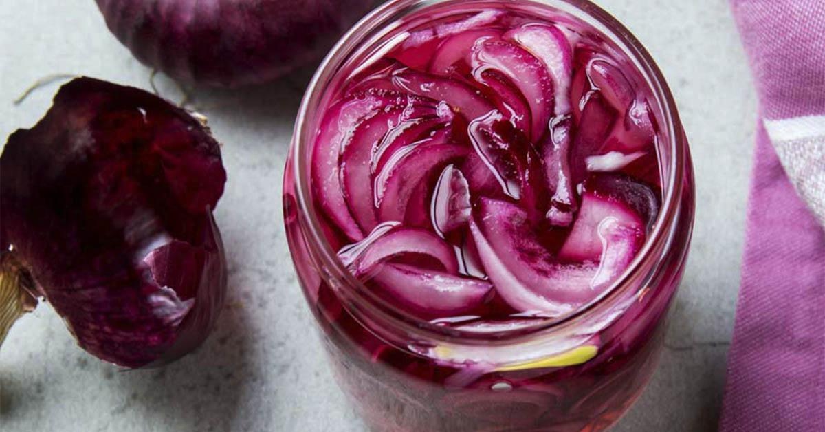 Лактоферментированный лук: мощный пробиотик, который заботиться о нашем здоровье