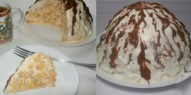 Торт «Панчо… ну очень ленивый». Гости будут сражены наповал. Просто, быстро и по-домашнему
