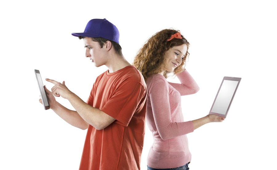 Подростки не пытаются подстраиваться под аудиторию