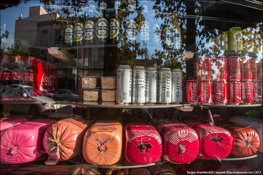 Об алкоголе в строгих мусульманских странах