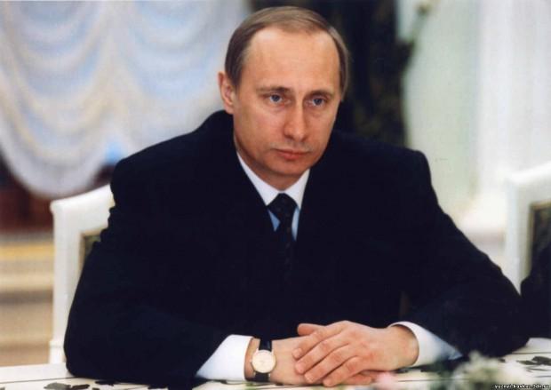 17 лет правления Владимира Путина