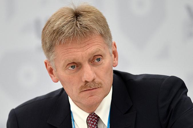 Песков: рассуждения о признании ЛНР и ДНР неуместны
