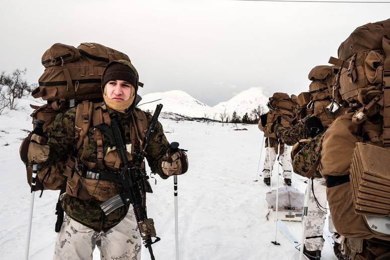 Норвежцы возмутились поведением солдат НАТО на учениях