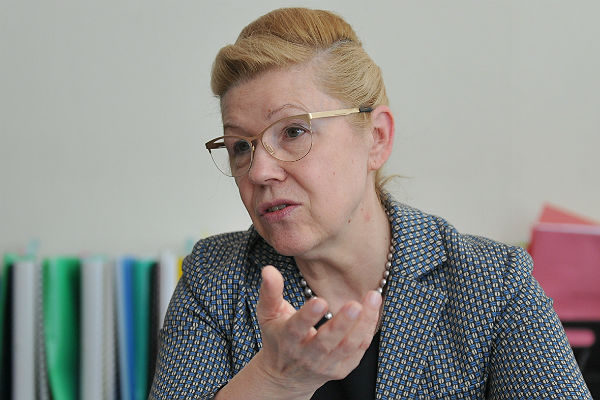 Елена Мизулина ушла из «Справедливой России»