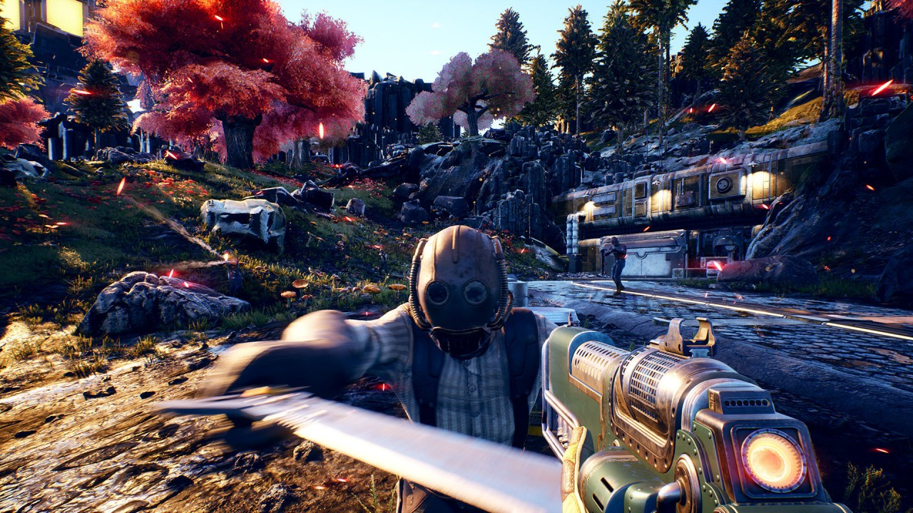 The Outer Worlds — экшен-RPG…