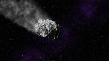 Падение метеорита над Сибирью сняли на камеру
