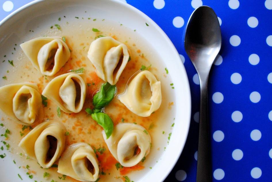 Рецепты по четвергам. Клёцки, ньокки, галушки, вареники. Тортеллини (4)