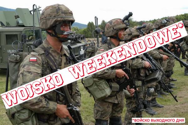 Войско Польское – от армии «выходного дня» к армии «хорошей погоды»