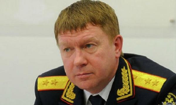 СМИ: ВКрасноярске отстранен отдолжности глава местного СКР