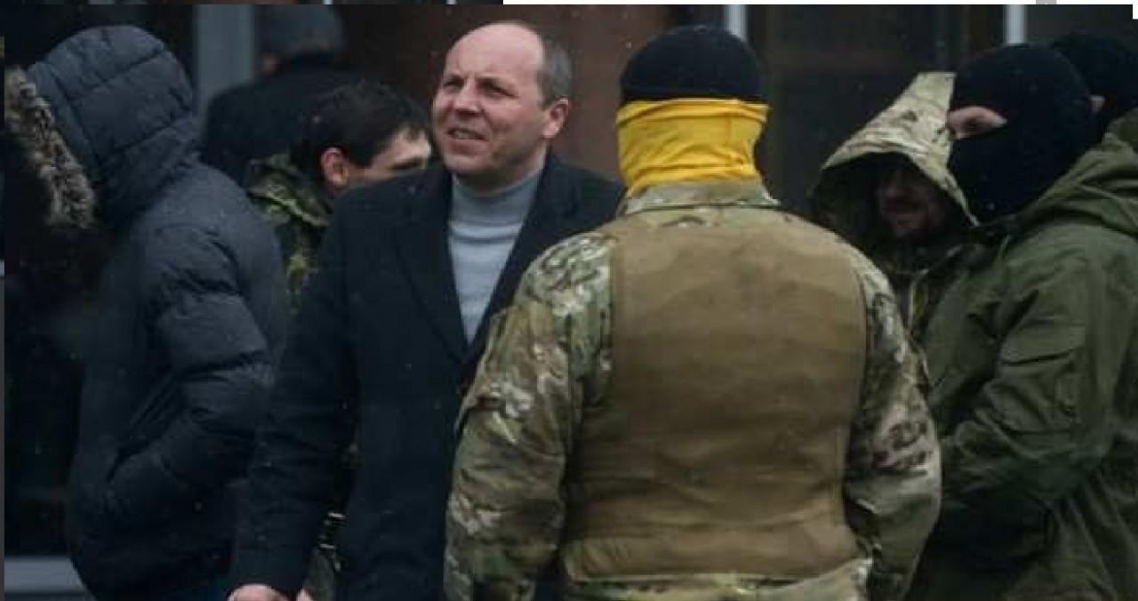 Важная информация: в Украине готовится штаб для госпереворота