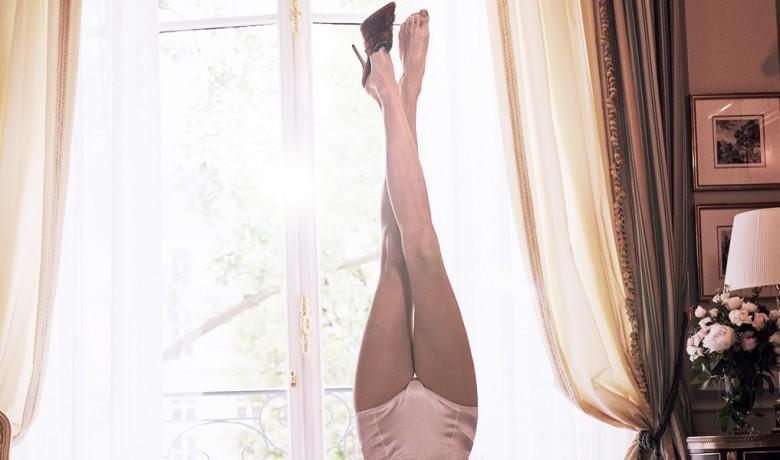 Утренняя гимнастика, или  5 простых упражнений  для бодрости на весь день