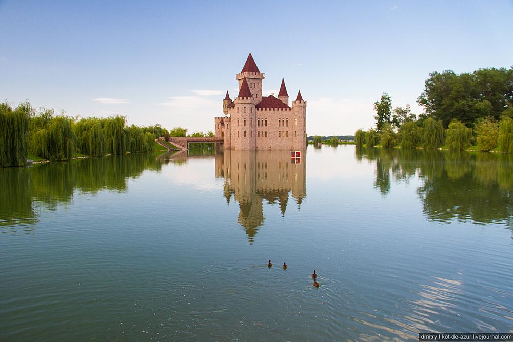 Шато-Эркен: французский замок винодела из Кабардино-Балкарии
