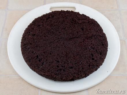 «Дьявольский» шоколадный торт — 7 шаг